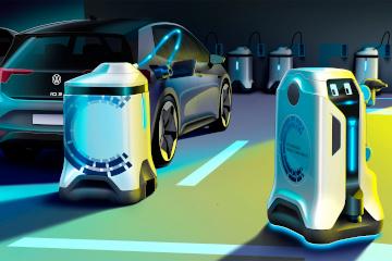 Robot mobile per la ricarica: come funziona