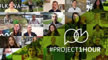 #Project1Hour